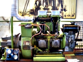 [picture: Industrial engines from boats or mills: 4]