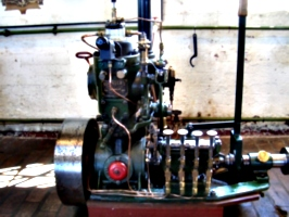 [picture: Industrial engines from boats or mills: 5]