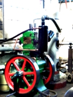 [picture: Industrial engines from boats or mills: 6]