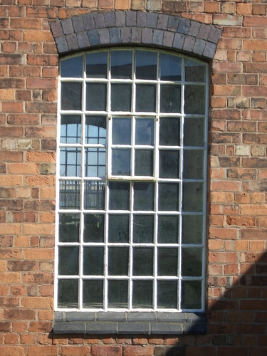 [Picture: Factory Window]