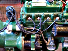 [Picture: Industrial engines from boats or mills: 8]