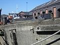 [Picture: Ferro Concrete Barge (detail)]