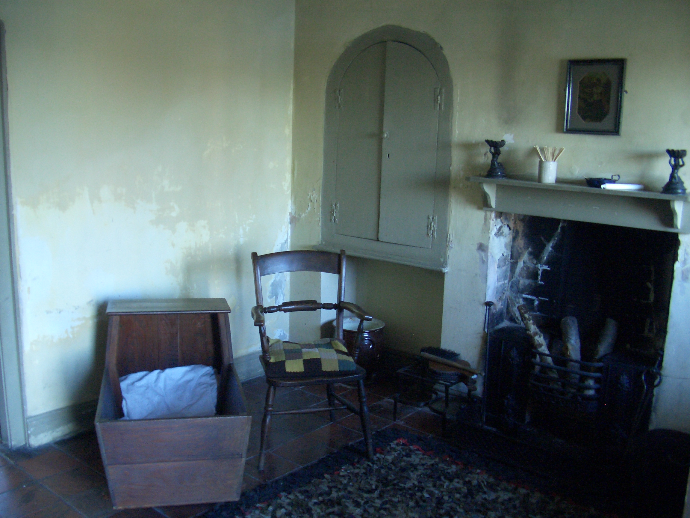 [Picture: Canal worker's house]