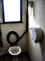 [picture: Porthallow Public Toilet]