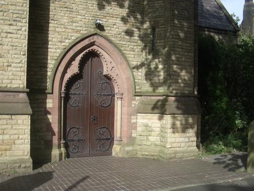 [Picture: Church Door 2]