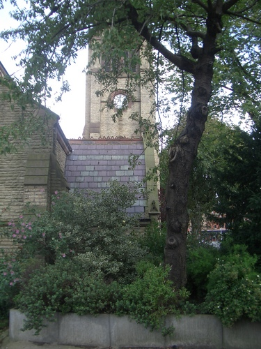 [Picture: Church tower 2]