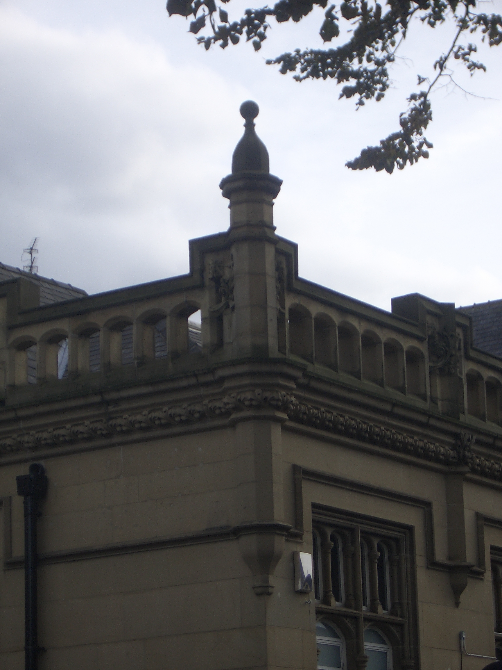 [Picture: Finial]