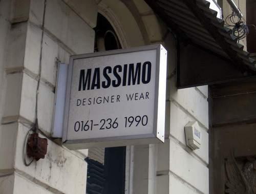 [Picture: Massimo Designer Wear 2]