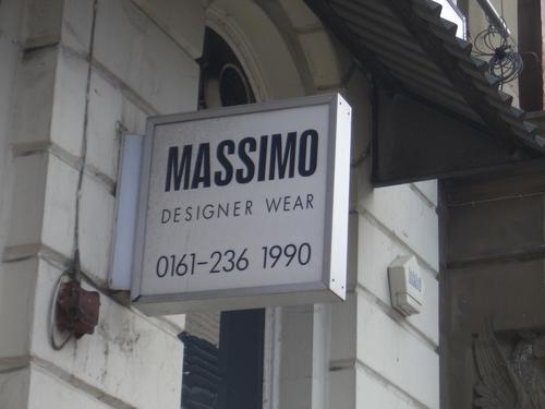 [Picture: Massimo Designer Wear]