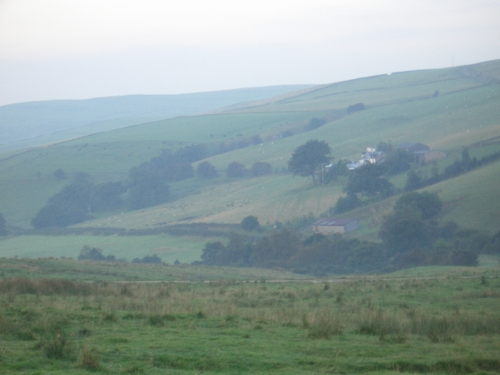 [Picture: Panorama in the Peak District]