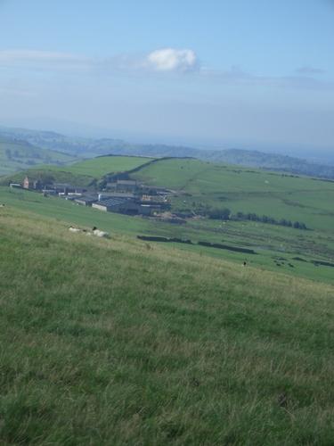 [Picture: A distant farm]