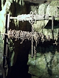 [Picture: Blue John Mine 4: mine chains]