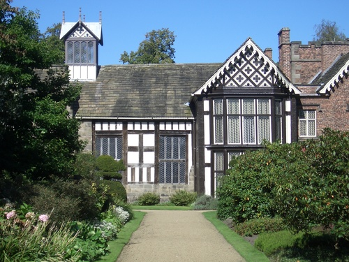 [Picture: Rufford Old Hall]