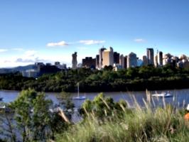 [picture: Downtown Brisbane]
