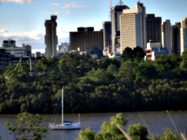 [picture: Boat by Brisbane]