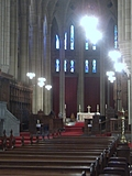 [Picture: Brisbane Anglican Cathedral]