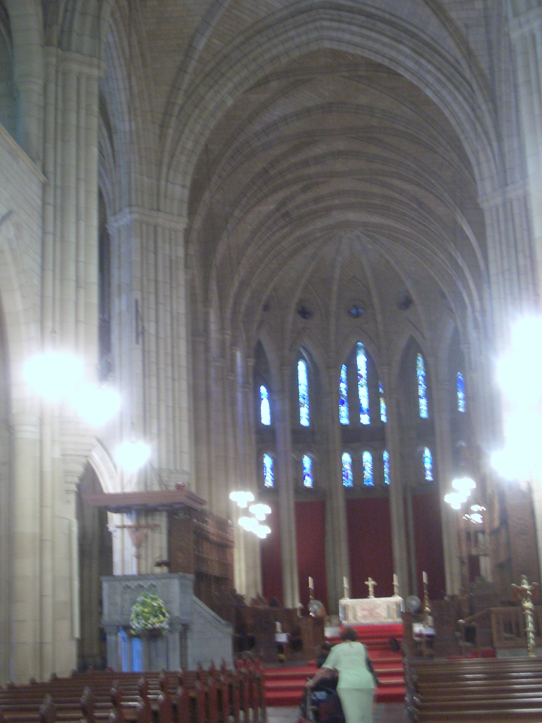 [Picture: Brisbane Anglican Cathedral 2]