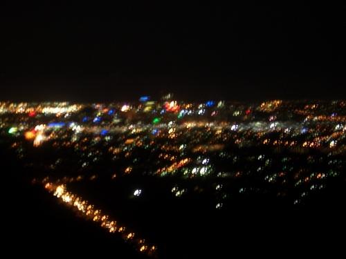 [Picture: Brisbane at night]