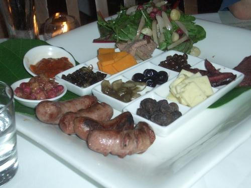 [Picture: Aboriginal meal 2]