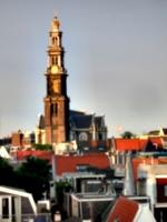 [picture: Amsterdam Church 1]