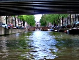 [picture: Amsterdam canal trip N]