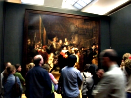 [picture: Rembrandt Museum 4]