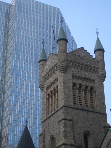 [Picture: St Andrew's Church Toronto]