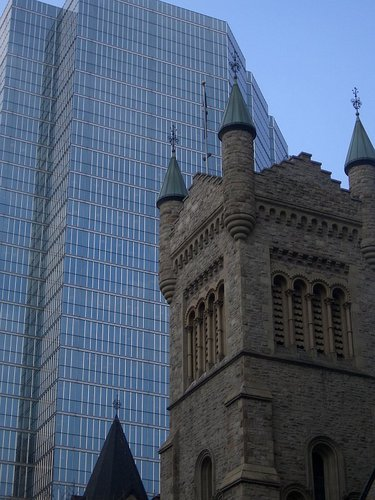 [Picture: St Andrew's Church Toronto, 3]