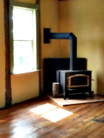 [picture: Wood stove 1]