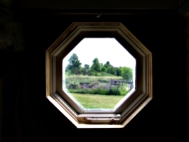 [picture: Octagonal window 1]