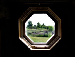 [picture: Octagonal window 4]