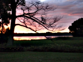 [picture: Sunset in Cherry Valley]