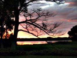 [picture: Sunset in Cherry Valley 2]