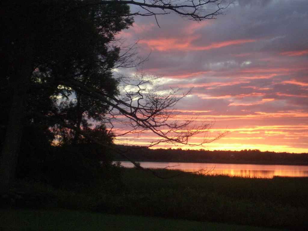 [Picture: Sunset in Cherry Valley 6]