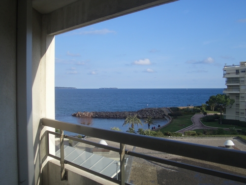 [Picture: View from the hotel window]