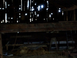 [picture: Inside an old barn 3]