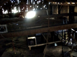 [picture: Inside an old barn 9]