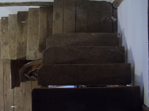 [Picture: Steps down]