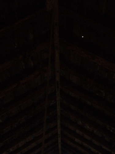 [Picture: Inside an old barn 10]