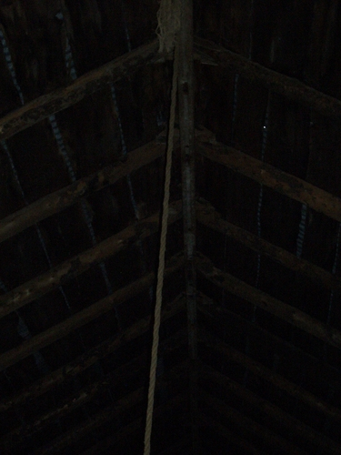 [Picture: Inside an old barn 11]