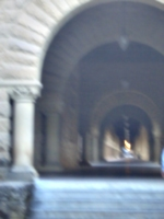 [picture: Receding cloister 2]