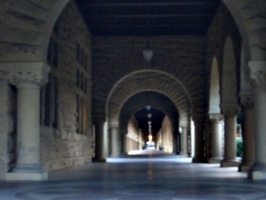 [picture: Receding cloister 3]