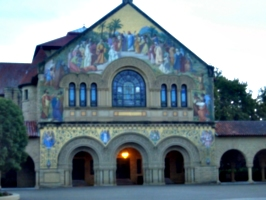 [picture: Stanford University chapel 2]