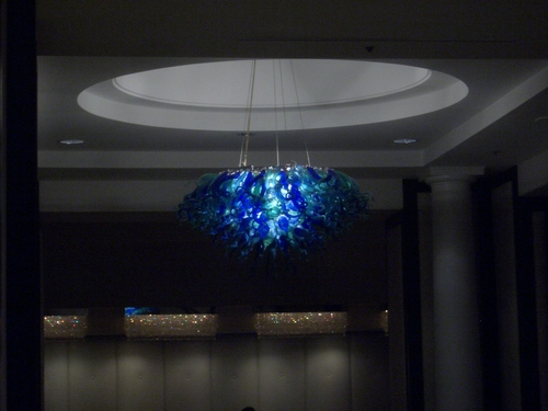 [Picture: Hotel blue light]