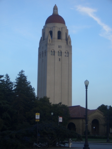 [Picture: The Hoover Tower]