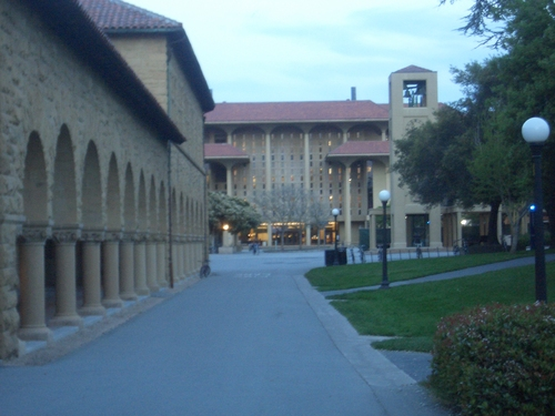 [Picture: Stanford university library]