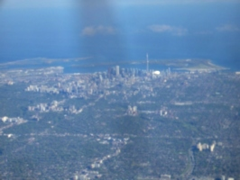 [picture: Downtown Toronto from the air]