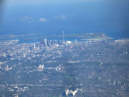[picture: Downtown Toronto from the air 2]