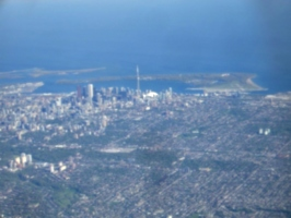 [picture: Downtown Toronto from the air 3]