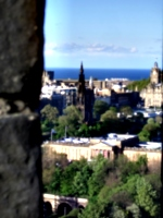 [picture: Edinburgh from the castle 2]